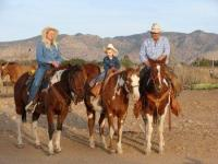 Blue Sky Ranches / Chiricahua Trail Rides