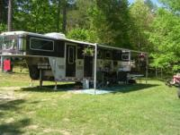 Reiturlaub in Tennessee - Saddle Valley Campground