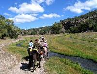 Geronimo Trail Guest Ranch - Ranchabenteuer in New Mexico, USA - auf den Spuren des alten Westens!