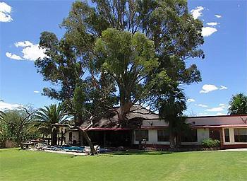 Elisenheim Guest Farm in Windhoek / Alle Regionen