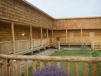 Beartooth River Ranch - Reiturlaub in Belfry, Montana, USA! Bed&Breakfast, Gastpferdeunterbringung