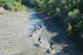Akhal-Teke Horse Riding Center in Avanos / Kappadokien / weitere