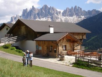 Rieferhof in Villnöss / Trentino/Südtirol