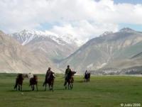 Reiturlaub in Afghanistan und Pakistan!