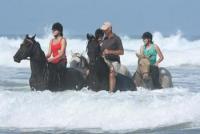 Reiturlaub mit den besten Strandritten in Kenton-on-sea, Eastern Cape, Südafrika!