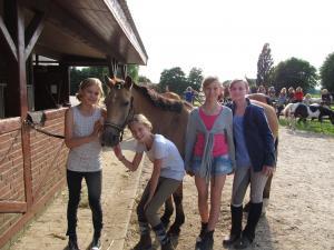 Ponyferien, Ponyurlaub,  Ponyreiten, Ponys