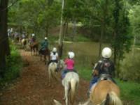 Kiah Park Horse Riding Camp - Reiturlaub nahe Gympie, Queensland, Australien!