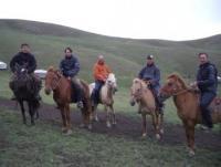 Reiturlaub in der Mongolei!