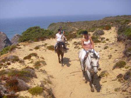 Horsriding Aljezur in Aljezur / Algarve