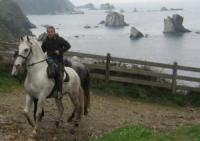 Aventuras a caballo - Reiturlaub in Lamuño, Asturien - Reiten in Spanien!