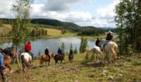 Crystal Waters Guest Ranch - Reiturlaub in Bridge Lake, Britisch Kolumbien, Kanada!