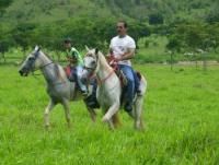 Die atemberaubende Natur Brasiliens mit dem Pferd erkunden, das besondere Erlebnis.