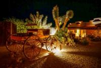 Reiturlaub auf der Stagecoach Trails Guest Ranch nahe Yucca in Arizona, USA!