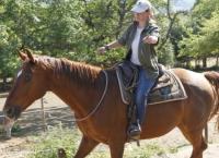 Stone-Hill-Ranch Saarbrücken - Native Horsemanship Kurse - Gebissloses Dialog-Reiten