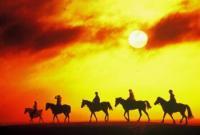 Okakambe Riding Centre - Begleitete Ausritte in die Namib Wüste im westlichen Teil von Namibia