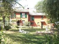 Agriturismo Piccola Raieda: Reiterferien auf Via degli Dei (Goetterweg)