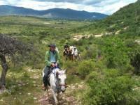 Horseback Mexico Rancho Pitaya - Reiturlaub in Oaxaca, Mexiko!