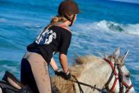 Reiterhof Maneggio Cabus De Figus unter deutsch-schweizer Leitung. Reiterferien in Sardinien am Meer