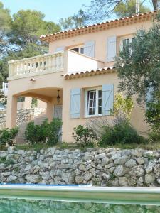 Villa Melocotón in Figanières / Provence/Côte d'Azur