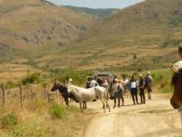 Reiten im Süden von Albanien - Gjirokastra & 6 historische Denkmäler und Landschaften