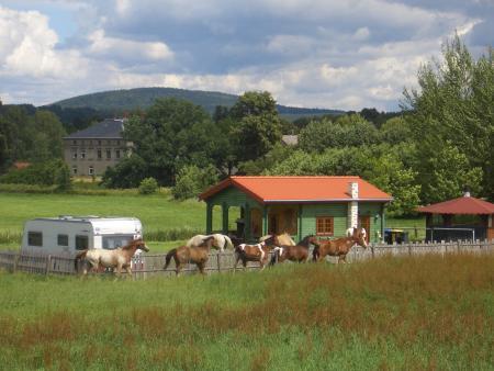 Country Camp Adler in Oderwitz - Niederoderwitz / Sachsen