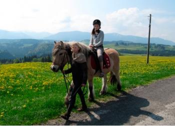 Ponyhof Prem in Prem-Helmau / Bayern