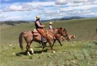 All Inclusive Amerikanisches Westernabenteuer auf der Badger Creek Ranch, Rocky Mountains, Colorado!