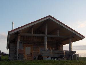 Alaska Blockhaus