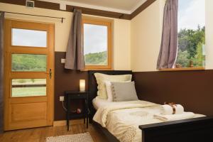 Ponderosa - En-suite bedroom