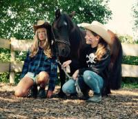 Oberloh Hill Ranch: Reiterferien für Kinder - Horsemanship Kurse