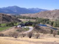 Reiterferien und Fortbildung bis Grand Prix und Westernreiten in Hamilton, Montana, USA