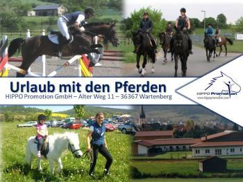 Hippo Promotion in Wartenberg Angersbach / Hessen