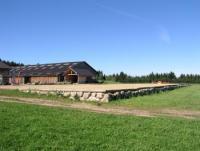 Glücklich auf dem Pferderücken - Reiturlaub am Ferienhof der Familie Esterhammer in Liebenau.