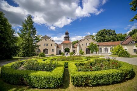 Palac und Folwark Galiny in Bartoszyce / Masuren-Ostpolen