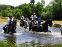 Reiterferien in der Sierra de Gredos  auf der Iberischen Halbinsel in Spanien