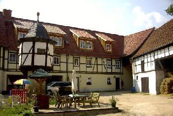 Gut Drebsdorf in Südharz OT Drebsdorf / Sachsen-Anhalt