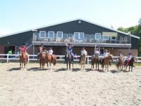 Reitferien in  Aagtekerke, Zeeland - Ponycamps am Meer für Kinder von 10 bis 17 Jahren -