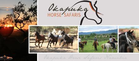 Okapuka Horse Safaris in Windhoek / Alle Regionen