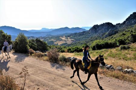 Wontanna in Cannigione / Sardinien