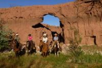 Unvergesslicher Reiturlaub auf der Working Guest Ranch 'Creek Ranch' in New Mexico, Reiten in USA!