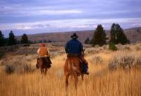 Douglas K Ranch - Ranchurlaub, leben wie die Cowboys in Eastern Oregon, USA!