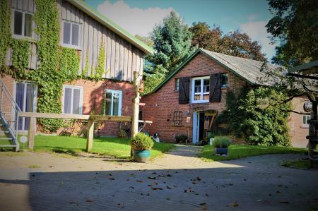 Landhotel Rehedyk in St. Michaelisdonn / Schleswig-Holstein