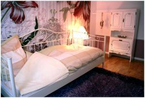 Bedroom in the hostel