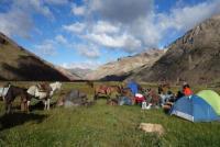 Abenteuer mit Pferden in den Anden Zentralchiles - Reiterlebnis der besonderen Art in Chile!