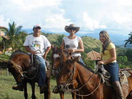 Carlos Caballos  in Santa Fe de Antioquia / Alle Regionen