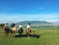 Rancho Las Cascadas Resort- Reiturlaub in San Agustin Buenavista - Reiten und Entspannung in Mexiko!