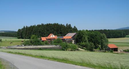 Bayerhof  in Thanstein / Bayern