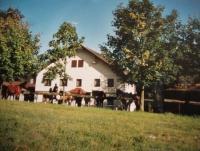 Ferien oder Wanderreiten mit eigenem Pferd auf der Leitneralm in Frankenburg a.H.!