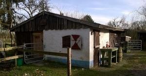 Haus Frontseite)