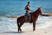 Traumhafte Strandritte in der Dominikanischen Republik